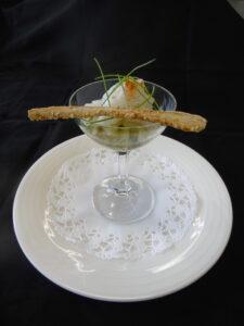 ①タコと焼きナスのサラダ (4)